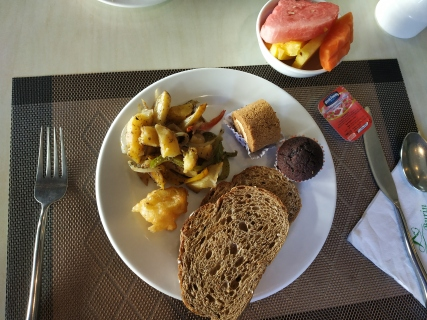 Breakfast @ Ananta Burin Resort