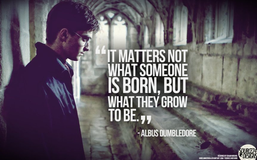 12 Inspirational Harry Potter Quotes of alltime